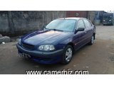 3,600,000FCFA TOYOTA AVENSIS VERSION 2000 OCCASION BELGIQUE- - 8723