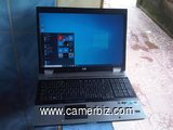 "MOBILE WORKSTATION HP 8750 DUAL CORE 400GB/4GB RAM/PROC 3,07GHZ/ECRAN 16""/DÉDIER 512MO/BAT 3H"