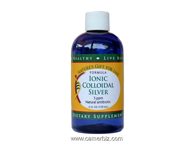 IONIC COLOIDAL SILVER4 OZ - 8996