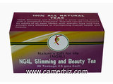 SLIMMING AND BEAUTY TEA