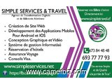 Simple service and Travel - 9026