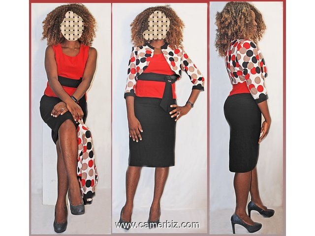 Costume femme class, taille 40-42 - 9247