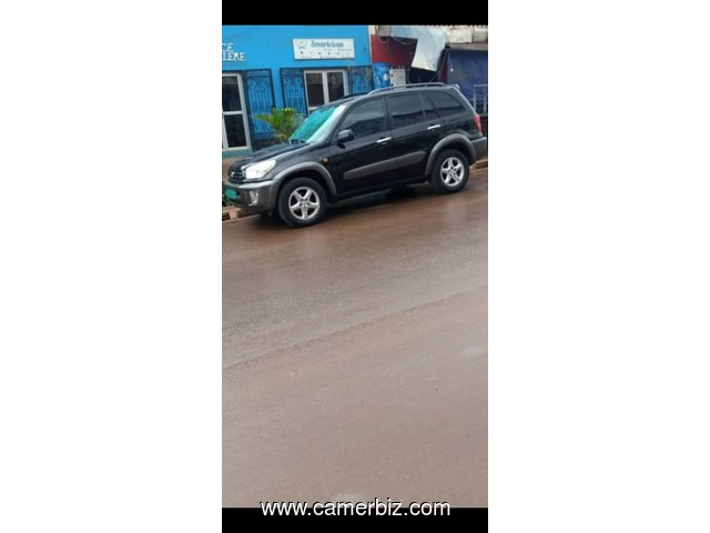 For Sale, TOYOTA RAV4 MANUELLE MODÈLE 2003 - 9325