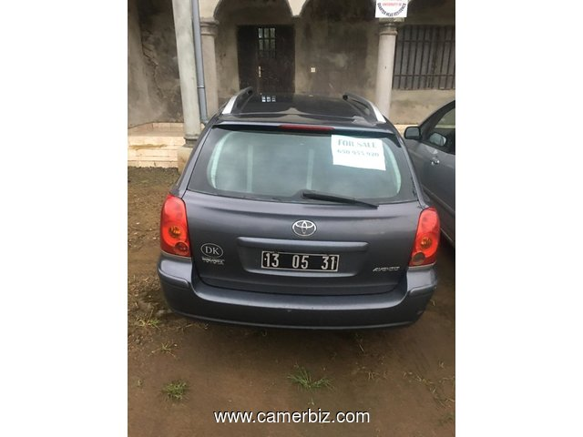 For sale TOYOTA Avenses 2005 - 9366