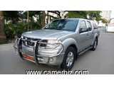 5,500,000FCFA-PICKUP-NISSAN ARMADA-VERSION 2007-OCCASION EN OR EN MOTEUR DIESEL- FULL OPTION