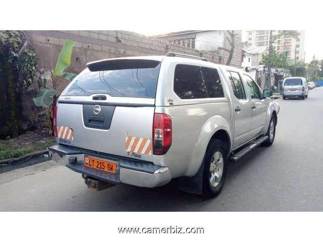 5,500,000FCFA-PICKUP-NISSAN ARMADA-VERSION 2007-OCCASION EN OR EN MOTEUR DIESEL- FULL OPTION - 9424