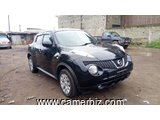 6,900,000FCFA-NISSAN JUKE  4X4WD-VERSION 2012-OCCASION DU JAPON ! -FULL OPTION - 9433