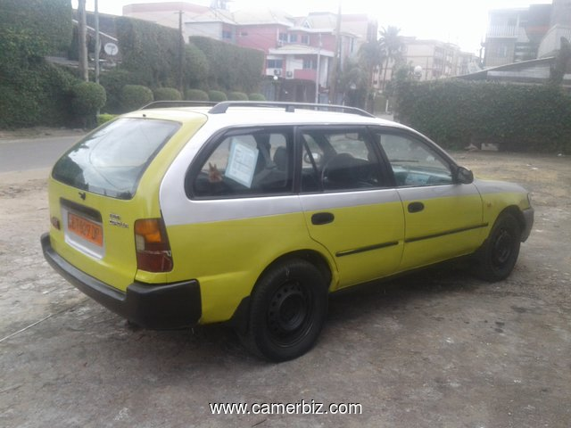 Toyota corolla 100 long châssis (taxi) - 9527