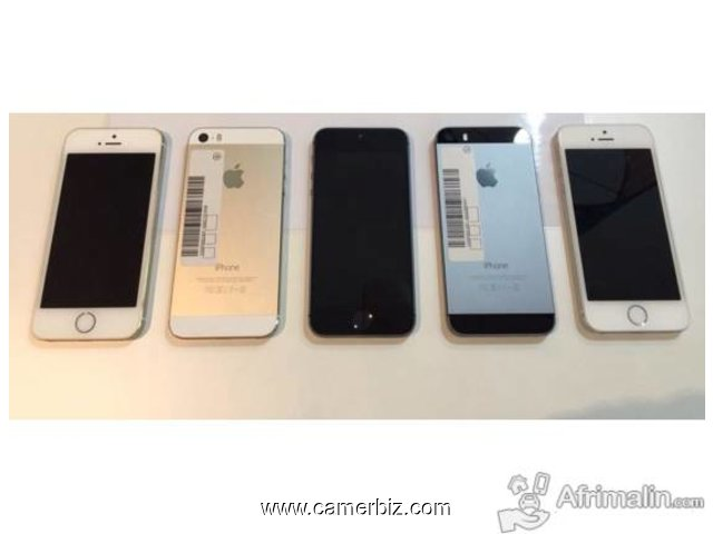 Apple iPhone 5 - 16GB Occasion des USA-  - 9618