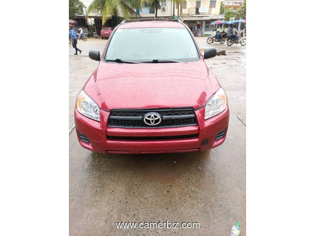Toyota Rav4 2011 Limited Edition - 9745