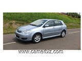 2007 Toyota Corolla 115 Full Option à vendre - 9814