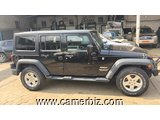 Location de Jeep Wrangler 2012 - 9835