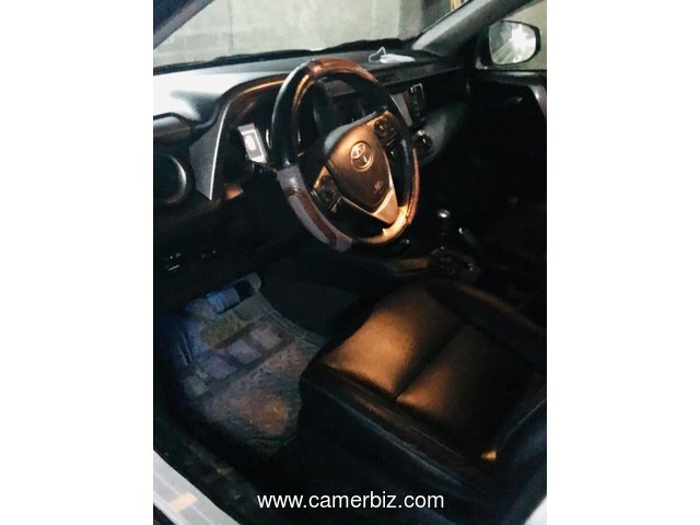 Location Toyota RAV4 Full Option - 9836