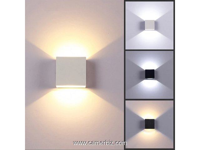 6W Bed room and Wall light à vendre - 9995